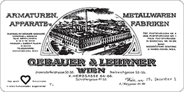 Pierwsze logo firmy Herz