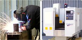 Montaż armatury oraz produkcja kotłów na biomasę