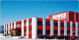 Budynek firmy HERZ w Austrii